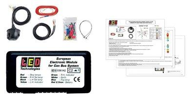 1- Can-Bus relai set e-Module