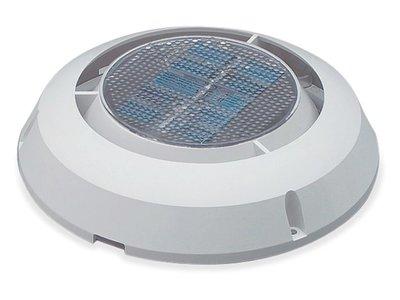 Ventilator op solar